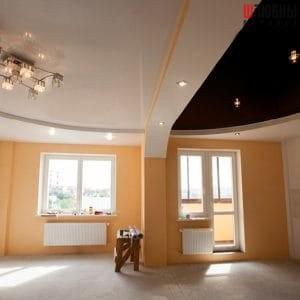 Многоуровневые потолки в студию в Гомеле фото 3