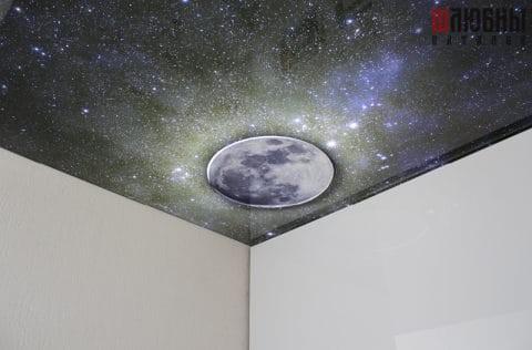 Потолок Звездное небо в спальню в Гомеле фото 2